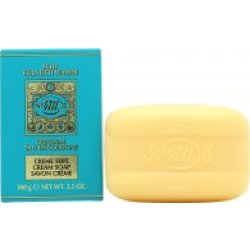 Maurer Wirtz 4711 Cream Soap Bar 100g