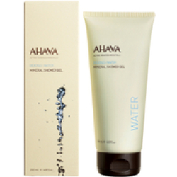 AHAVA Mineral Shower Gel 200ml