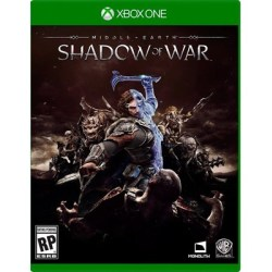Warner Bros Interactive Middle Earth Shadow Of War Xbox One