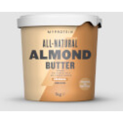 Naturellt Mandelsmör 1kg Original Smooth