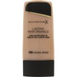 Max Factor Lasting Performance Foundation 35ml 109 (Natural Bronze)