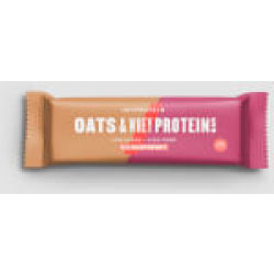Myprotein Oats Whey Real Raspberry