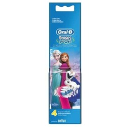 Oral B Oral B Stages Power Refill 4ct Frozen (EB10 4K)