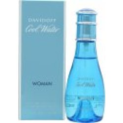 Davidoff Cool Water Woman Eau de Toilette 50ml Sprej