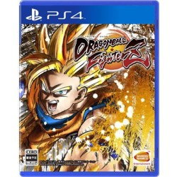 Namco Dragon Ball Fighterz Sony Playstation 4