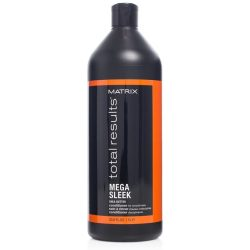 Matrix Total Results Mega SleekShea Butter Conditioner for Frizzy Hair 1000ml