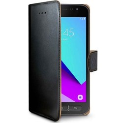 Celly Wallet Case Samsung Galaxy Xcover 4 4s Svart