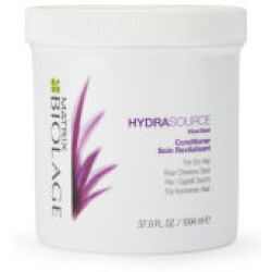 Biolage HydraSource Dry Hair Conditioner Hydrating Conditioner for Dry Hair 1094ml