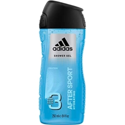 Adidas 3 in 1 After Sport Showergel 250ml