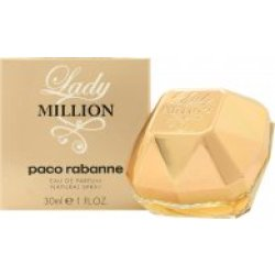 Paco Rabanne Lady Million Eau de Parfum 30ml Sprej