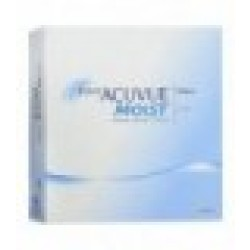 Acuvue Moist Contact Lenses 1 Day Replacement 250 Bc85 90 Units