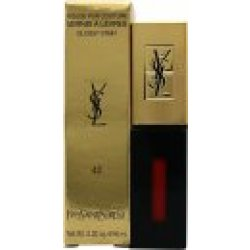 Yves Saint Laurent Rouge Pur Couture Vernis à Lèvres Glossy Stain 6ml Tangerine Boho