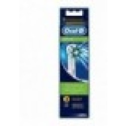 Oral B Crossaction Replacement Toothbrush Head 3 Units