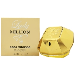 Paco Rabanne Lady Million Eau de Parfum 50ml Sprej