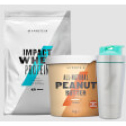 Vassleprotein Impact Whey Protein 2.5kg Chocolate Smooth
